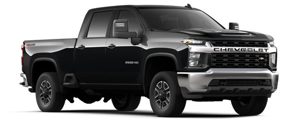 2020 2020 Chevrolet Silverado 2500 HD Crew Cab