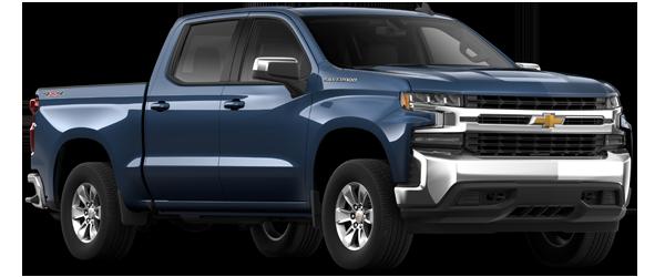 2020 2020 Chevrolet Silverado 1500 Crew Cab