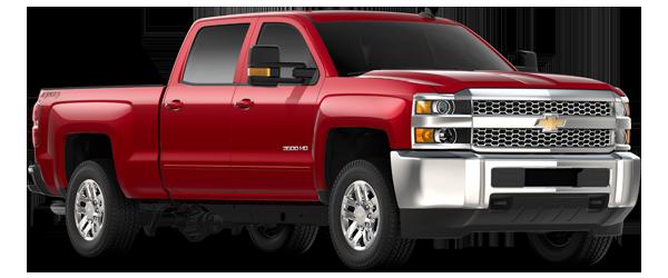 2019 2019 Chevrolet Silverado 3500 HD Crew Cab & Chassis