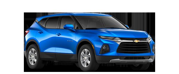 2020 2020 Chevrolet Blazer