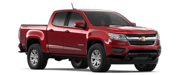 2019 2019 Chevrolet Colorado Crew Cab